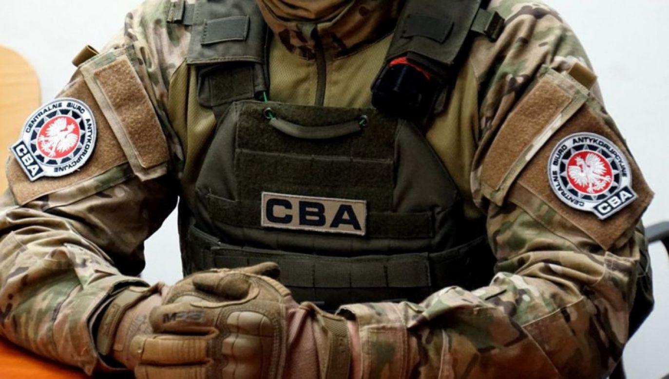 Szkoda na kwotę blisko 6 milionów złotych (fot. CBA)
