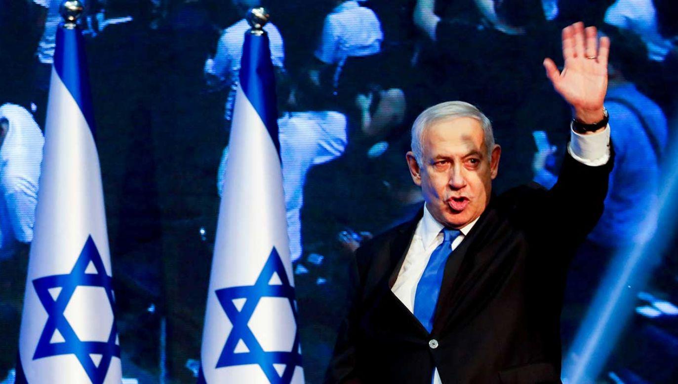 Do jesieni 2018 r. Lieberman był wiernym sprzymierzeńcem Bibiego, jak zdrobniale mówi się o Netanyahu (fot. REUTERS/Ammar Awad)