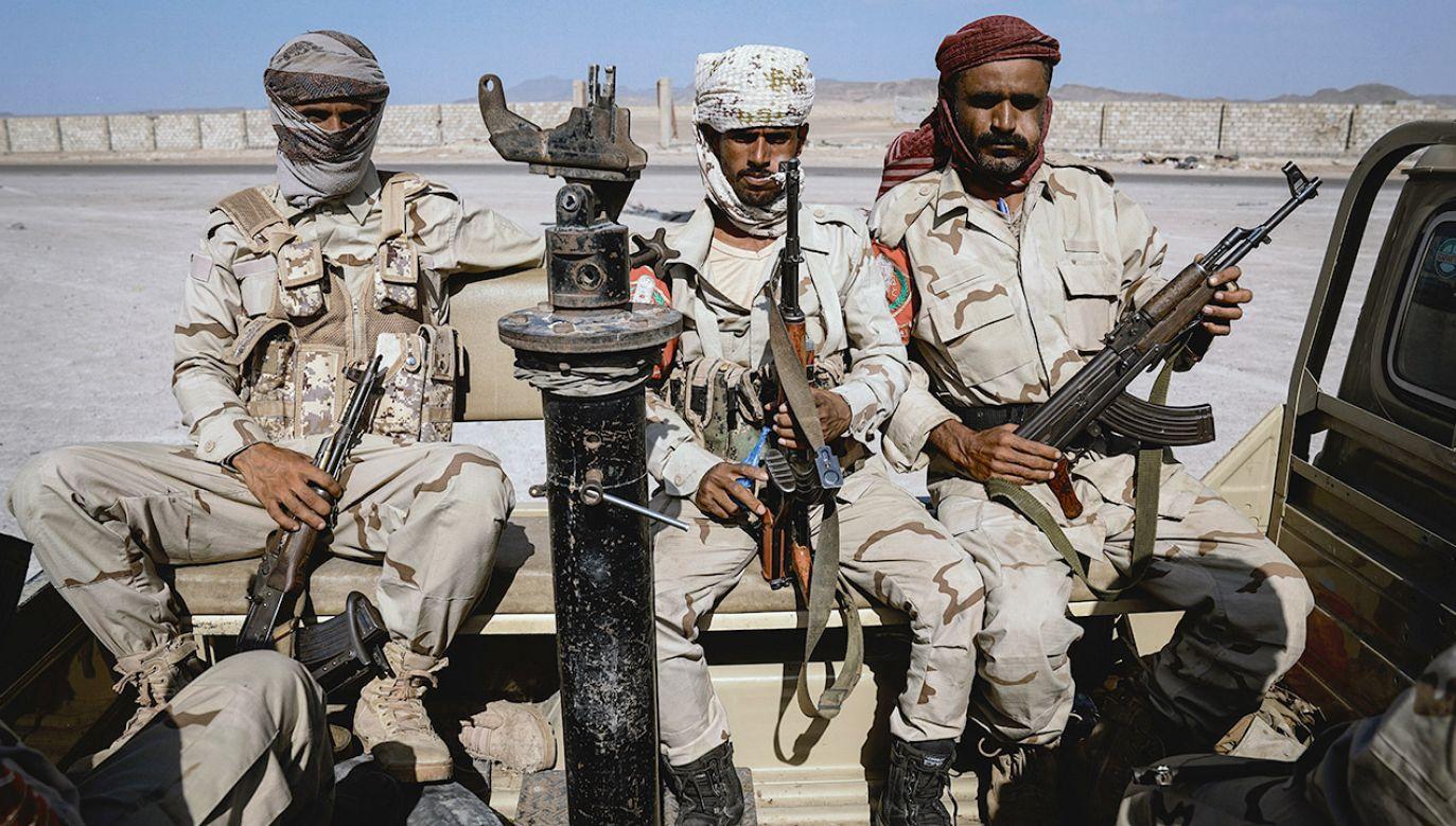 Zapowiedź redukcji emirackiego kontyngentu w Jemenie nastąpiła pod koniec czerwca 2019 roku (fot. Giles Clarke/UNOCHA via Getty Images)