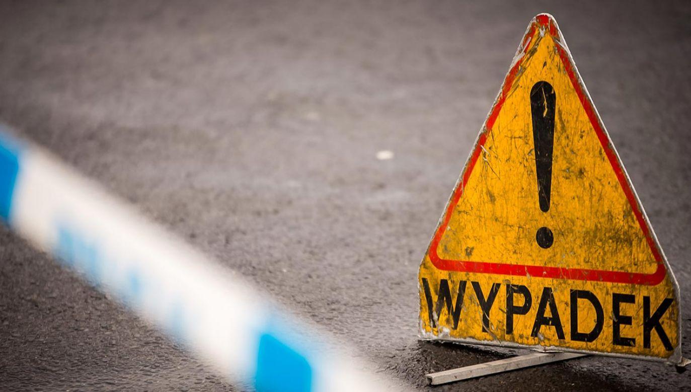 O śmierci ratownika poinformowała Fundacja Ratownictwo Motocyklowe Polska (fot. PAP, zdjęcie ilustracyjne)