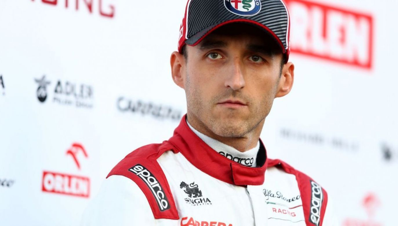 Robert Kubica (fot. Getty Images)