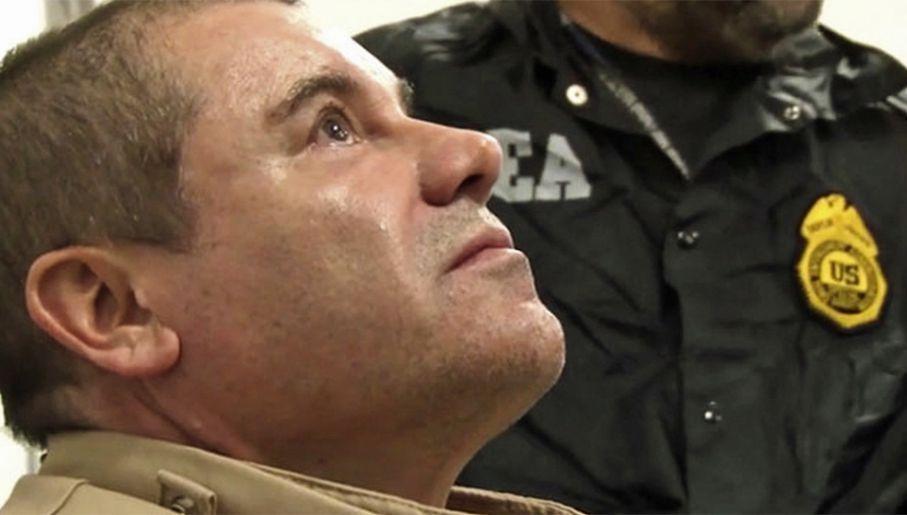 """Joaquin """"El Chapo"""" Guzman miał skorumpować również prezydenta Kolumbii (fot. DEA)"""