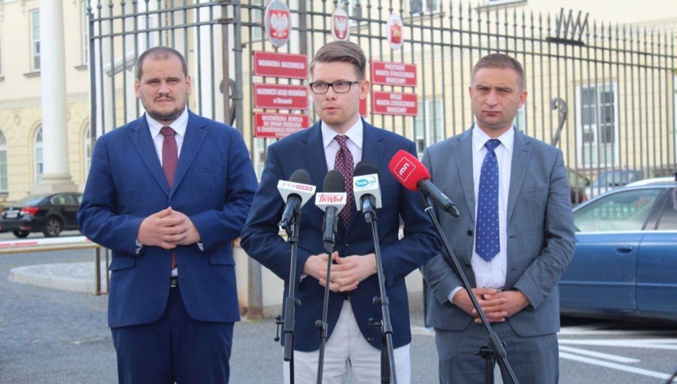 Rafał Trzaskowski złamał prawo? Narodowcy zwracają się do prokuratury (fot. Facebbok.com/ Marsz Niepodległości)