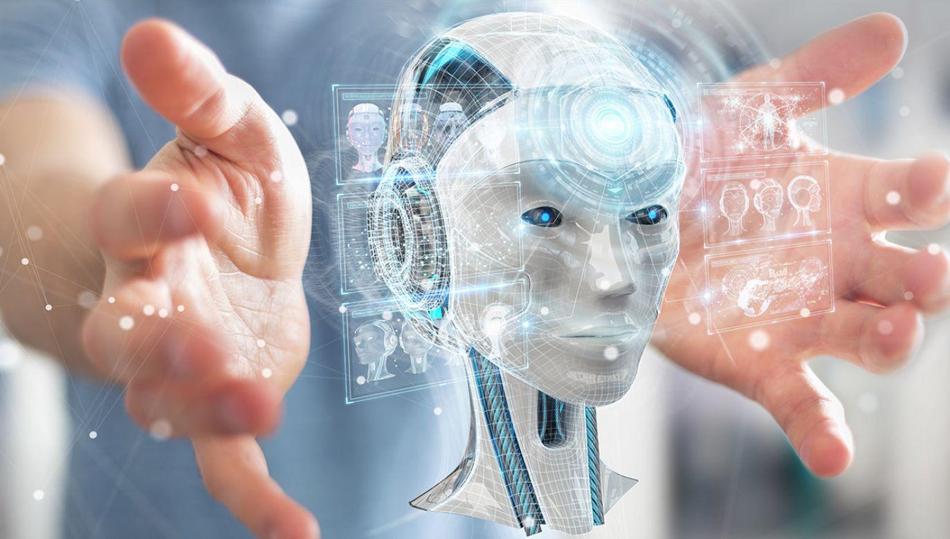Sztuczna inteligencja (AI), która mówi nam, jak będziemy wyglądać za 10 czy 50 lat jest już pasée (fot. Shutterstock/sdecoret)