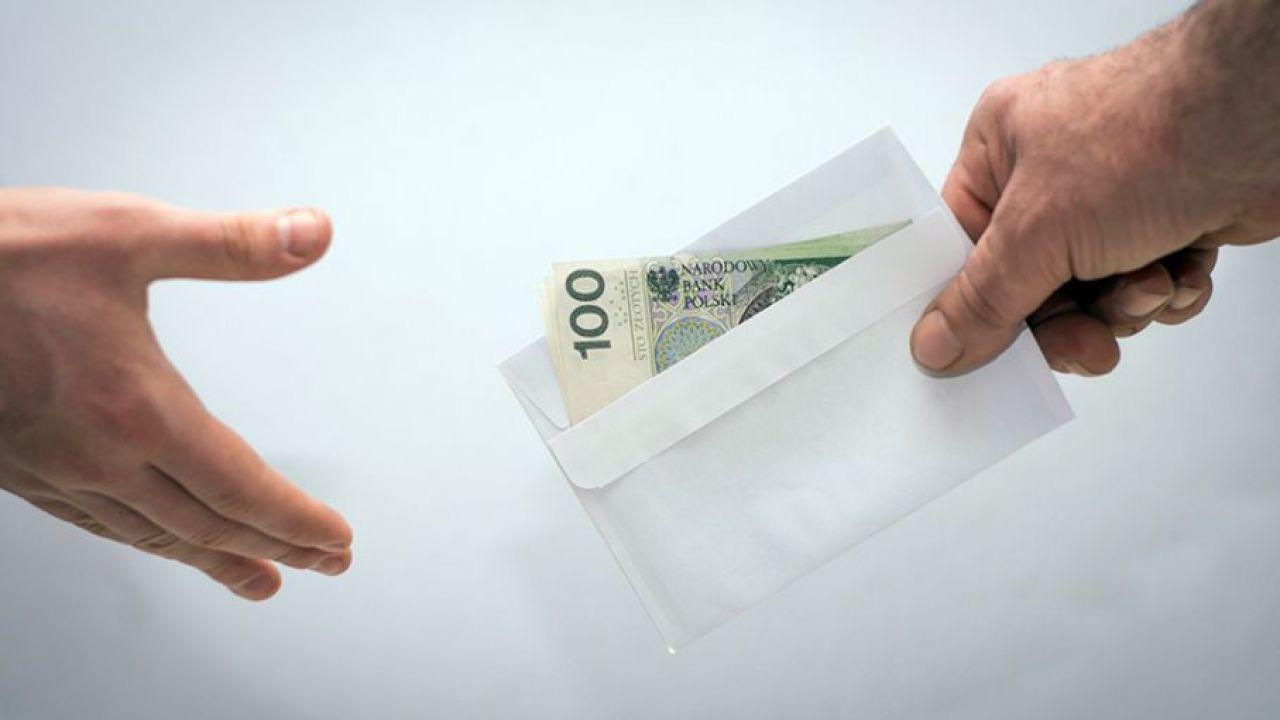 Po nowelizacji kodeksu karnego łapówki powyżej miliona zł będą traktowane jak zbrodnie  (fot. Shutterstock/Piotr Król)