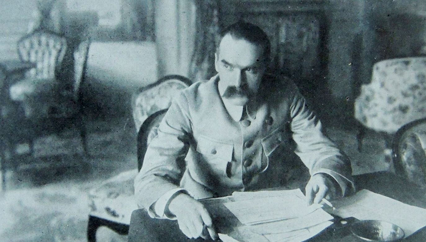 Był architektem niepodległości, zwycięskim wodzem wojny polsko-bolszewickiej (fot.  PAP/DPA)