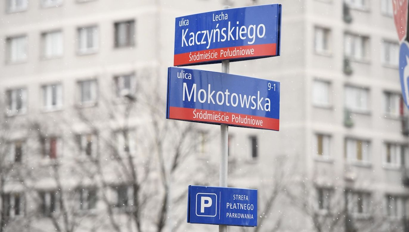 Zdaniem Kierwińskiego inicjatywa zmiany nazwy ulicy wpisywana jest w bieżący spór polityczny (fot. arch.PAP/J.Turczyk)