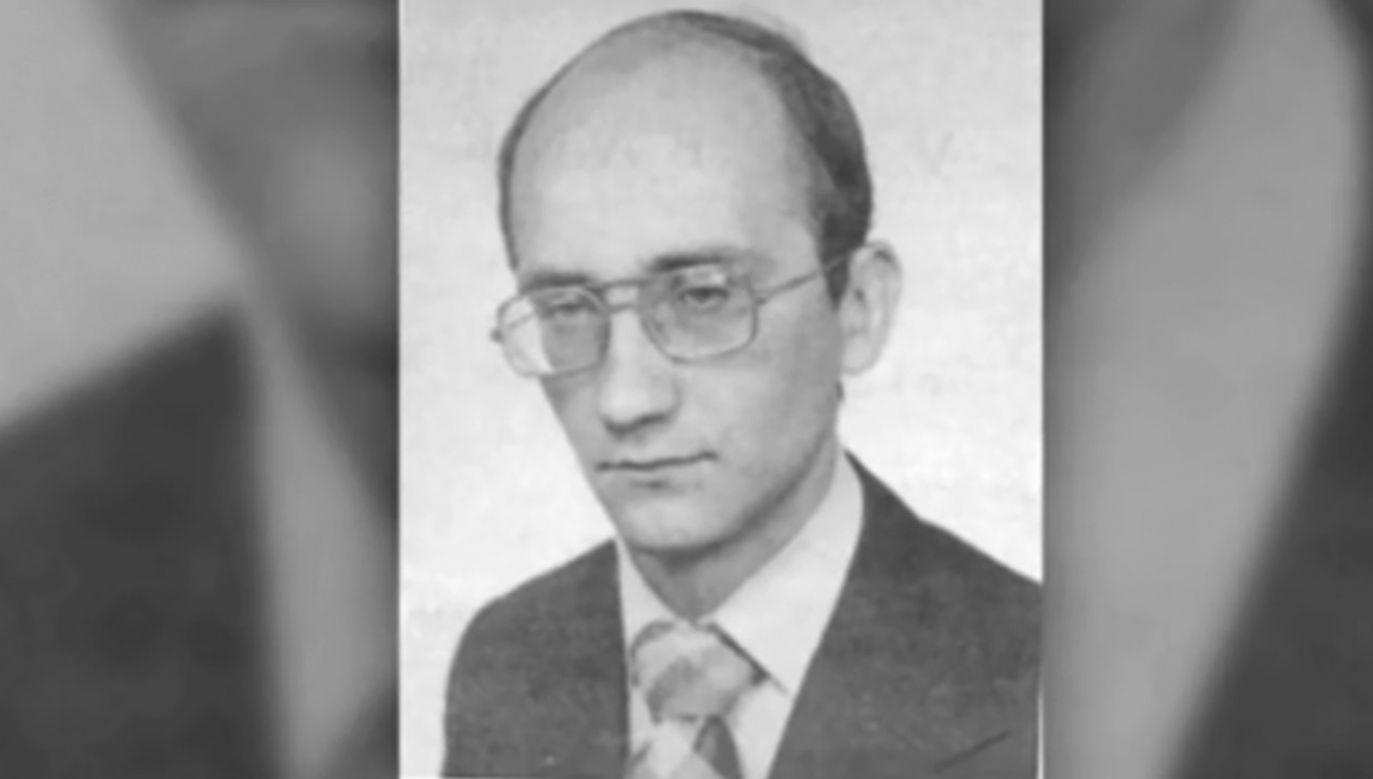Inspektor Najwyższej Izby Kontroli Michał Falzmann (fot. Archiwum)