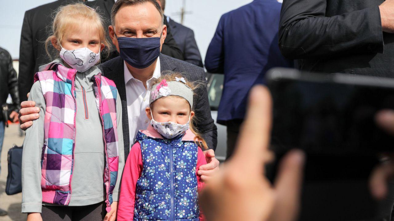 Prezydent Andrzej Duda (fot. PAP/Jakub Szymczuk/KPRP)