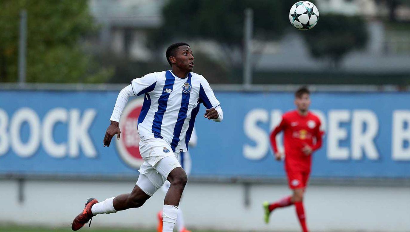 20-letni piłkarz Joao Maleck uczestniczył w wypadku samochodowym, w wyniku którego zginęły dwie osoby (fot.Carlos Rodrigues/Getty Images)
