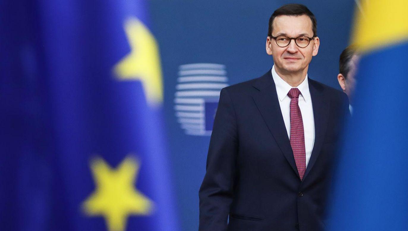 """""""Mówimy głośne tak Unii Europejskiej i głośne nie karcącym mechanizmom"""