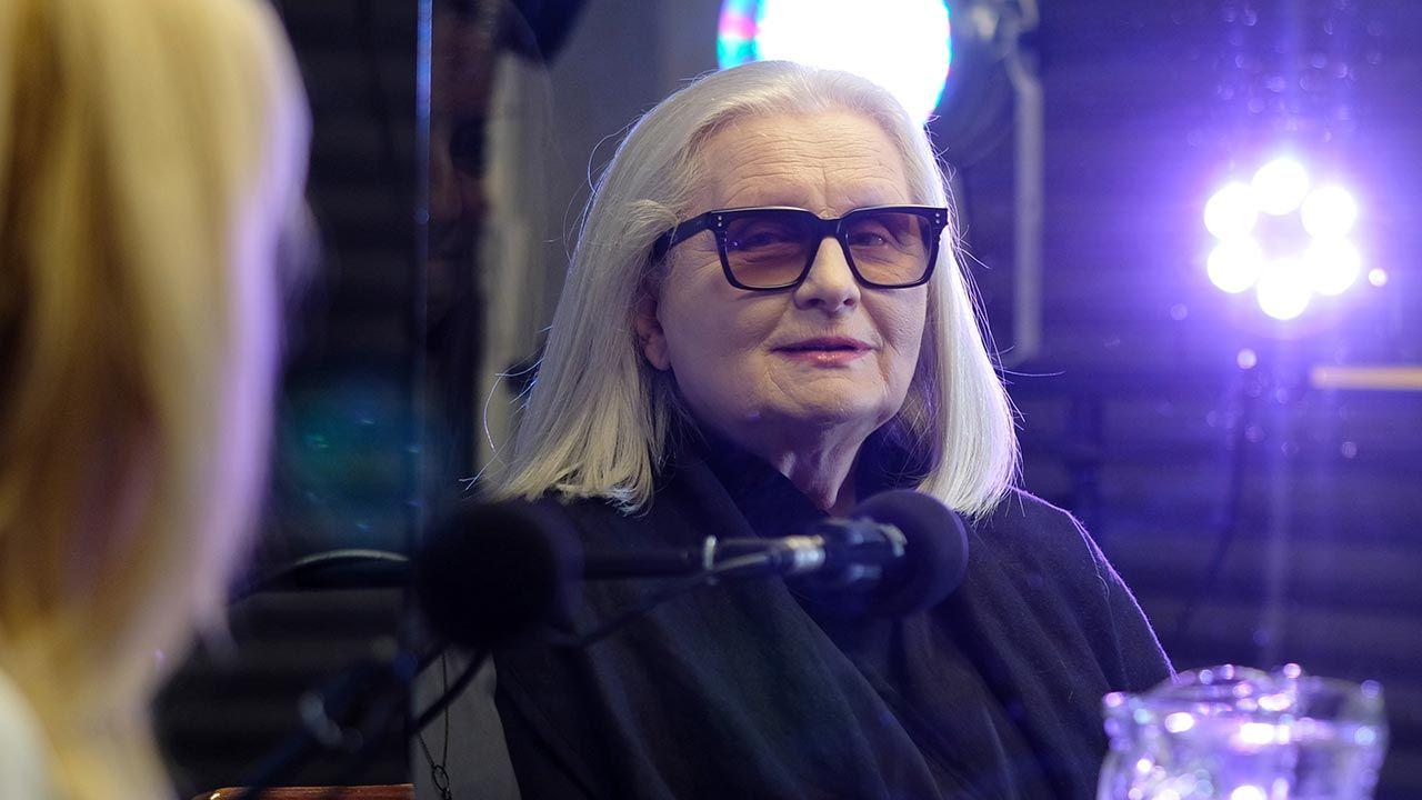 Magda Umer przyznała, że zaszczepiła się przeciw COVID-19 (fot. PAP/Andrzej Grygiel)