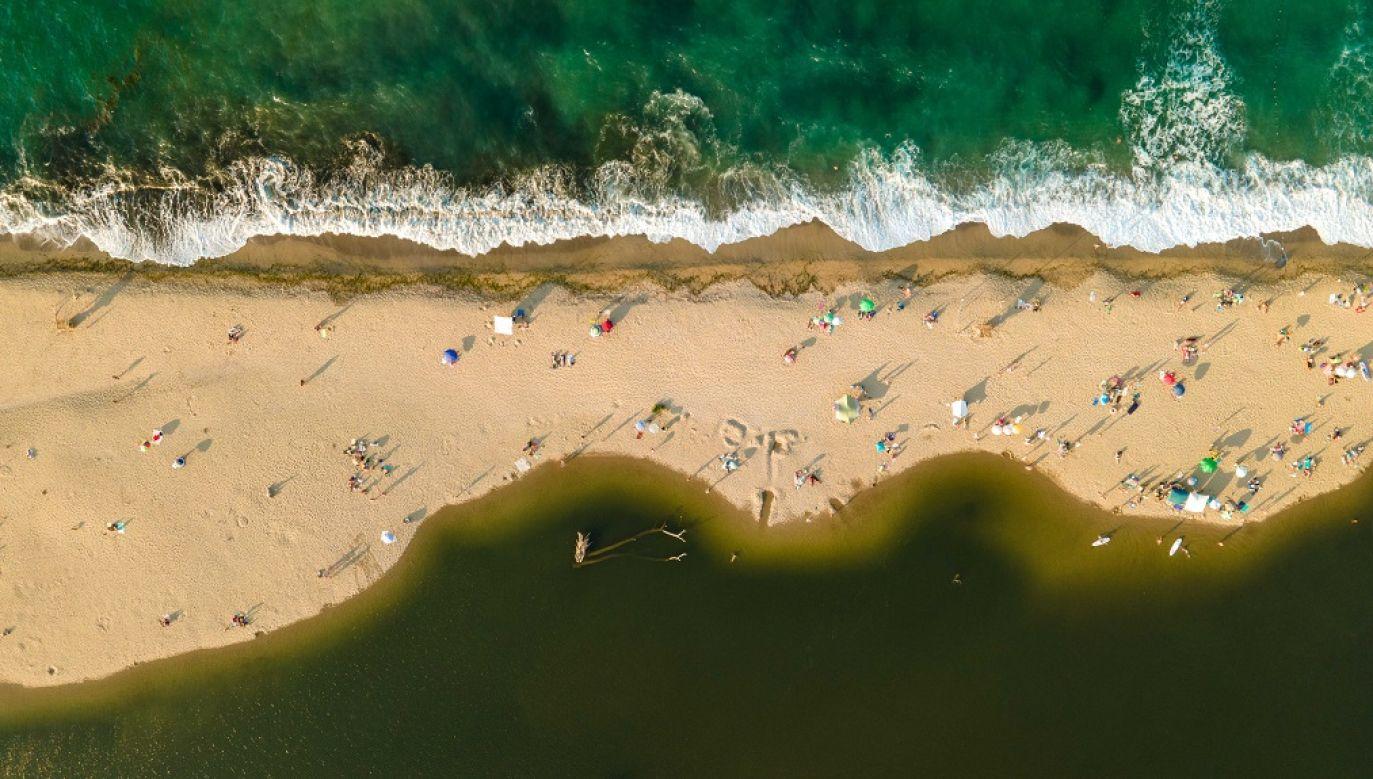 Dzikie plaże Bułgarii (fot. Radosław Poszwiński/portal tvp.info)