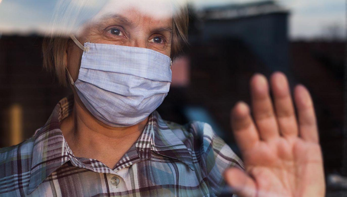 W Wielkopolsce do tej pory zanotowano 2804 przypadki zakażeń koronawirusem (fot. Shutterstock/Cryptographer)