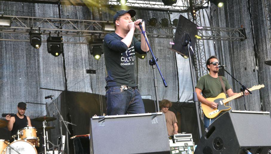 Pablopavo był specjalnym gościem festiwalu  (fot. tvp.info/P.Lewandowski)