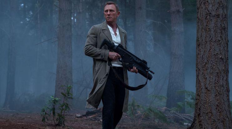 """""""Nie czas umierać"""" − Craig żegna Bonda [na co do kina?]"""
