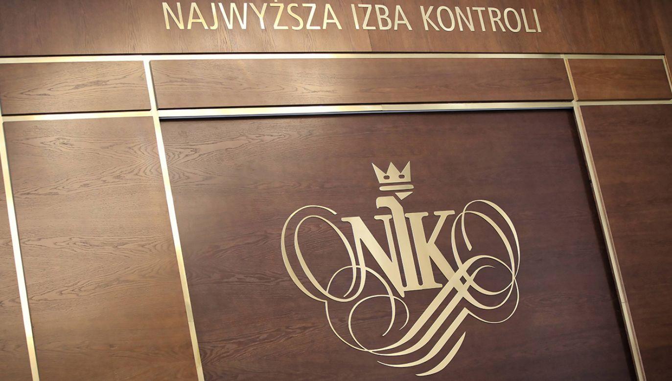 NIK dementuje informacje Onetu (fot. arch. PAP/Leszek Szymański)