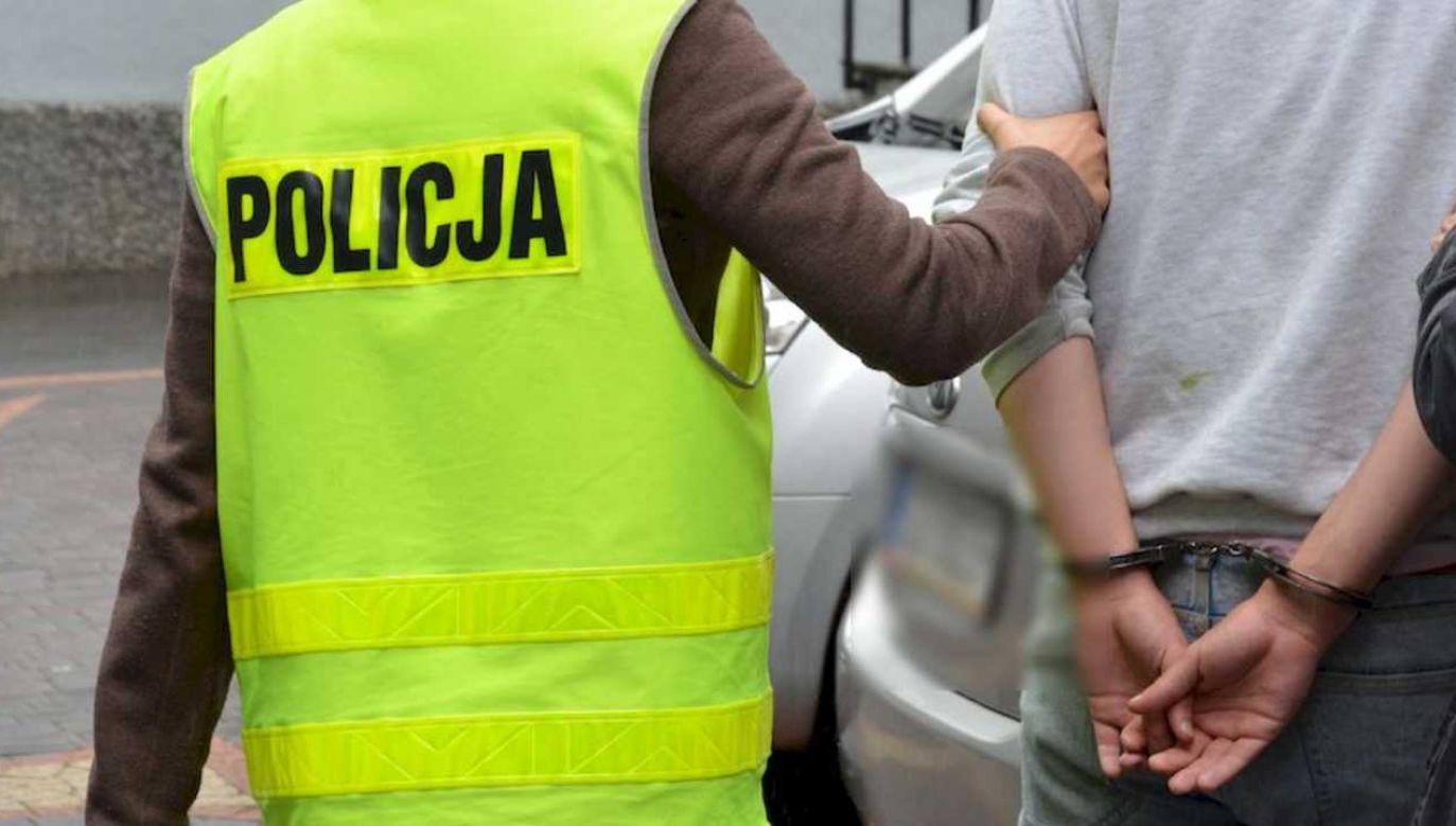 Sąd zdecydował o aresztowaniu 48-latka (fot. KMP Gdańsk)