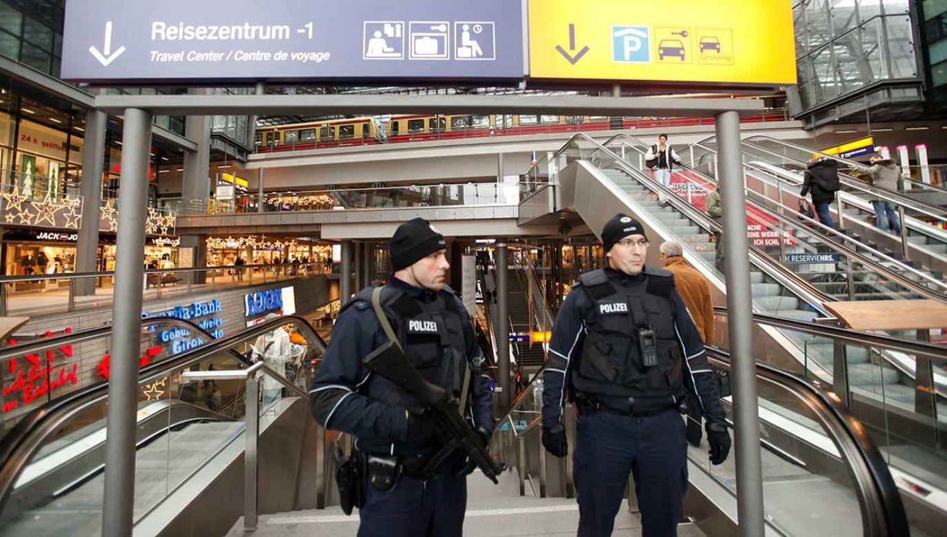 Niemcy są jednym z najbardziej zagrożonych zamachami krajów Europy (fot. REUTERS/Pawel Kopczynski)