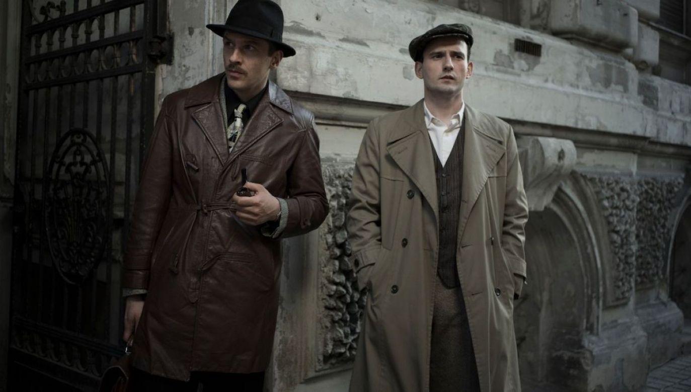 """Film""""Ludzie i bogowie""""zadebiutował na antenie TVP1 we wrześniu tego roku (fot. Materiały prasowe)"""