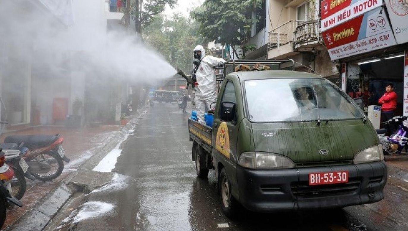 Wietnam natychmiast zareagował na to, co stało się w Chinach w zw. z epidemią koronawirusa i już 1 lutego zamknął granice z tym krajem (fot. Podróż za Milion Zdjęć)