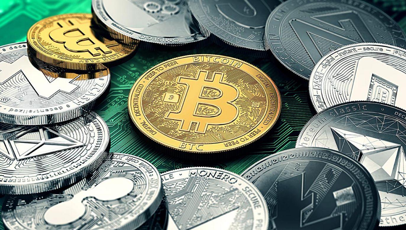 Bitcoin odnotował prawie 7-proc. zniżkę (fot. Shutterstock/Wit Olszewski)