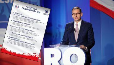 Konwencja gospodarcza PiS w Katowicach (PAP/Łukasz Gągulski)