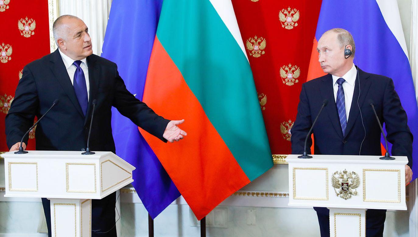 Rosji nie jest przyjemnie, że Bułgaria jest lojalnym i silnym członkiem NATO i UE – uważa Borisow (fot. Mikhail Metzel TASS via Getty Images)