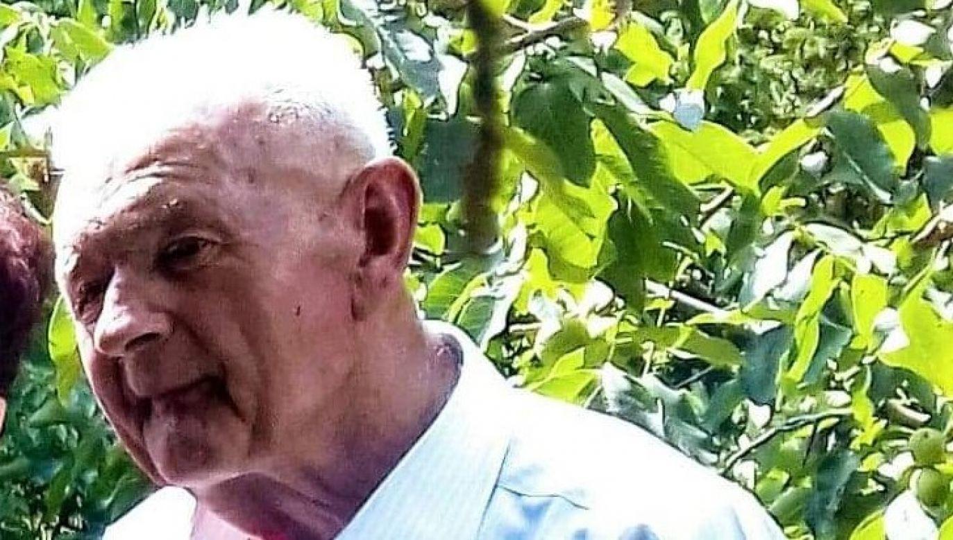 Zaginiony Jan Orlicki (fot. Fundacja ITAKA)