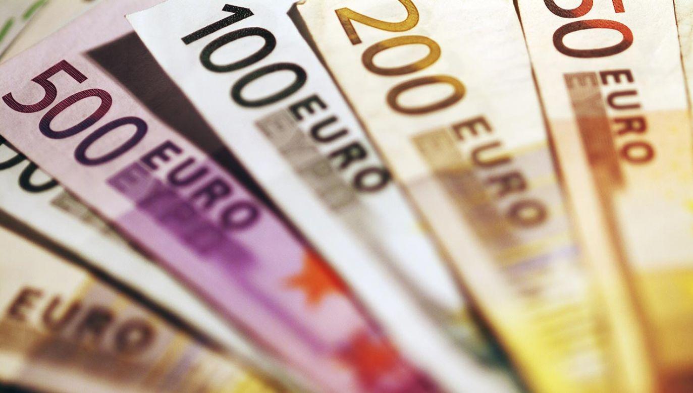 Gospodarka strefy euro jest narażona na zakłócenia (fot. Shutterstock/B.Stefanov)