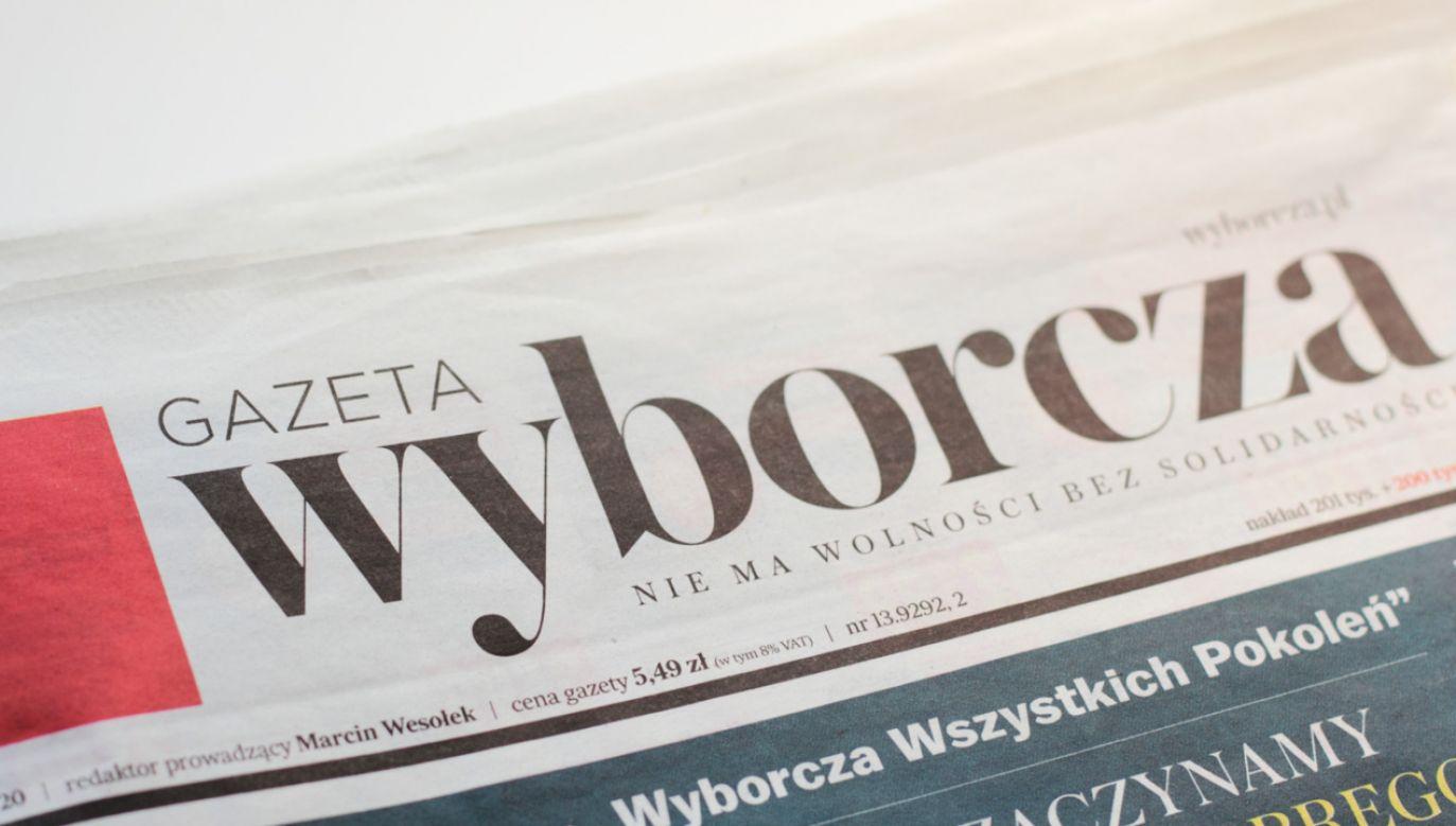 Stanowisko przedstawiciela gazety blisko związanej z PO wywołało lawinę komentarzy (fot. Shutterstock/Anna Gawlik)