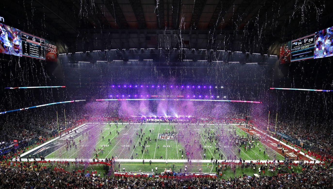 Super Bowl to od lat najważniejsze sportowe wydarzenie w USA (fot. Getty Images)