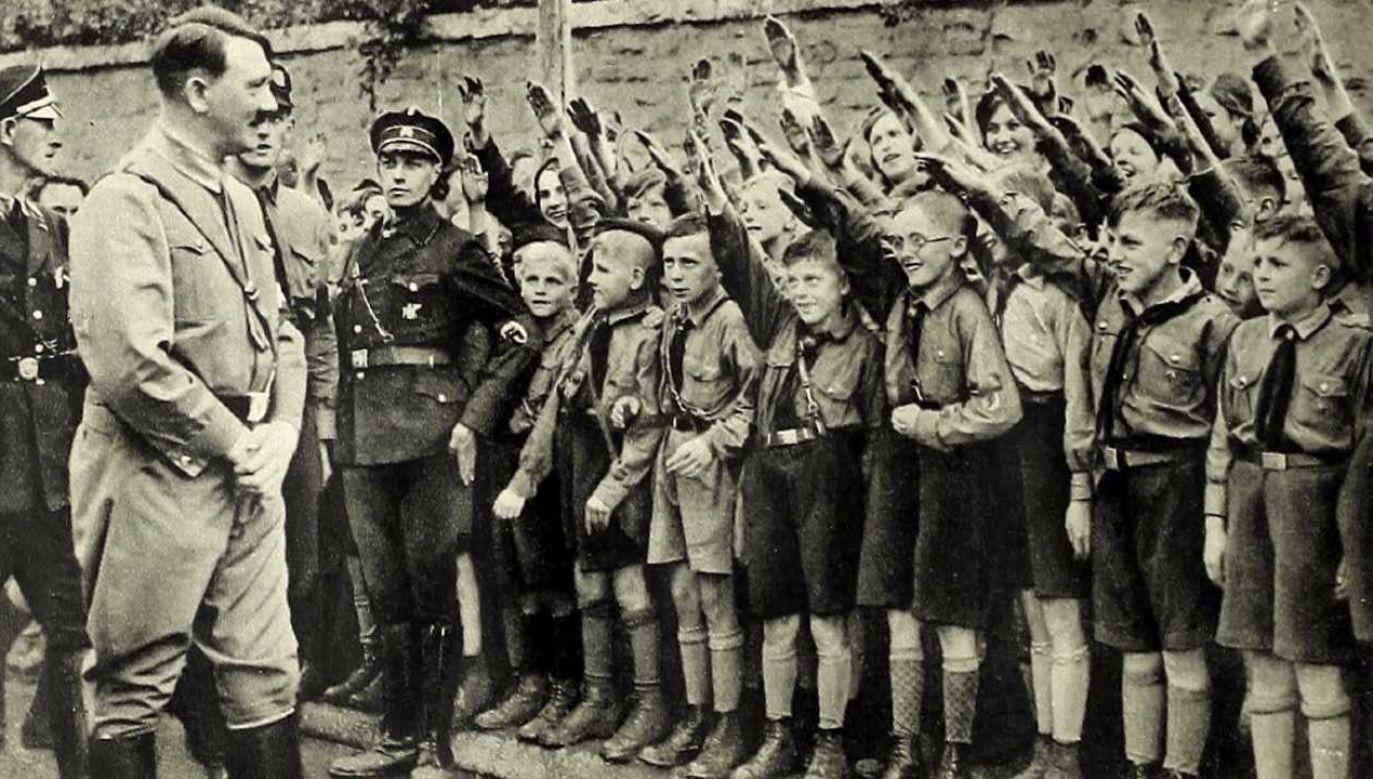Adolf Hitler od początku parł do wojny (fot. Wiki/US Holocaust Memorial Museum)