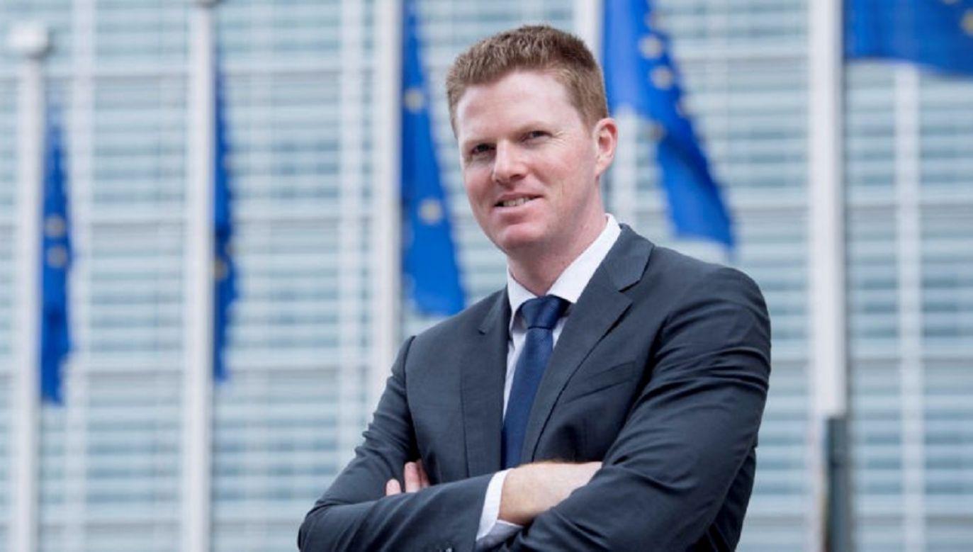 Rzecznik Komisji Europejskiej Christian Wigand podał w wątpliwość niezależność i prawomocność Trybunału Konstytucyjnego (fot. European Commission)