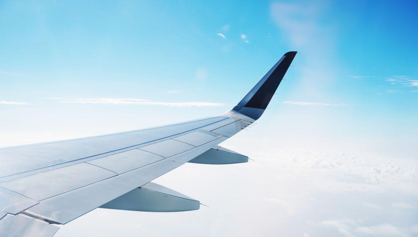 Rzeczniczka Qantas podkreśliła, że nie było zagrożenia dla pasażerów (fot.zdjęcie ilustracyjne, pixabay.com)