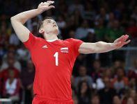 Piotr Nowakowski, środkowy reprezentacji Polski (fot. Getty Images)