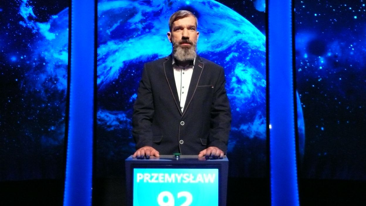 Przemysław Kubanek - zwycięzca 14 odcinka 114 edycji