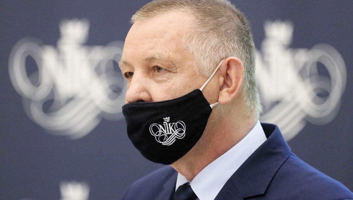 O kontrolę przez NIK wnioskował wiceminister sprawiedliwości Sebastian Kaleta (fot. PAP/Paweł Supernak)