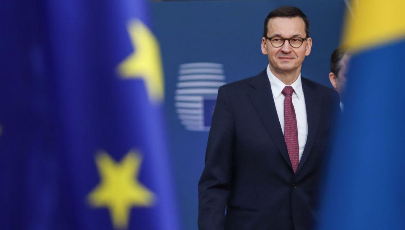 Urzędnicy w Brukseli uznali, że założenia programu są zgodne z tymczasowymi ramami pomocy państwa (fot. Nicolas Economou/NurPhoto via Getty Images)