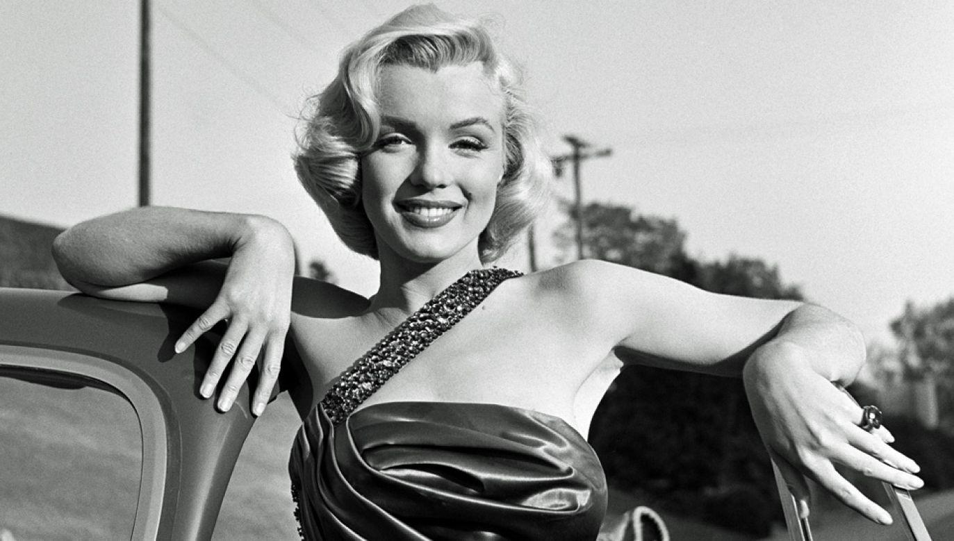 Marilyn Monroe była jedną z największych gwiazd w historii kina (fot. Frank Worth, Courtesy of Capital Art/Getty Images)