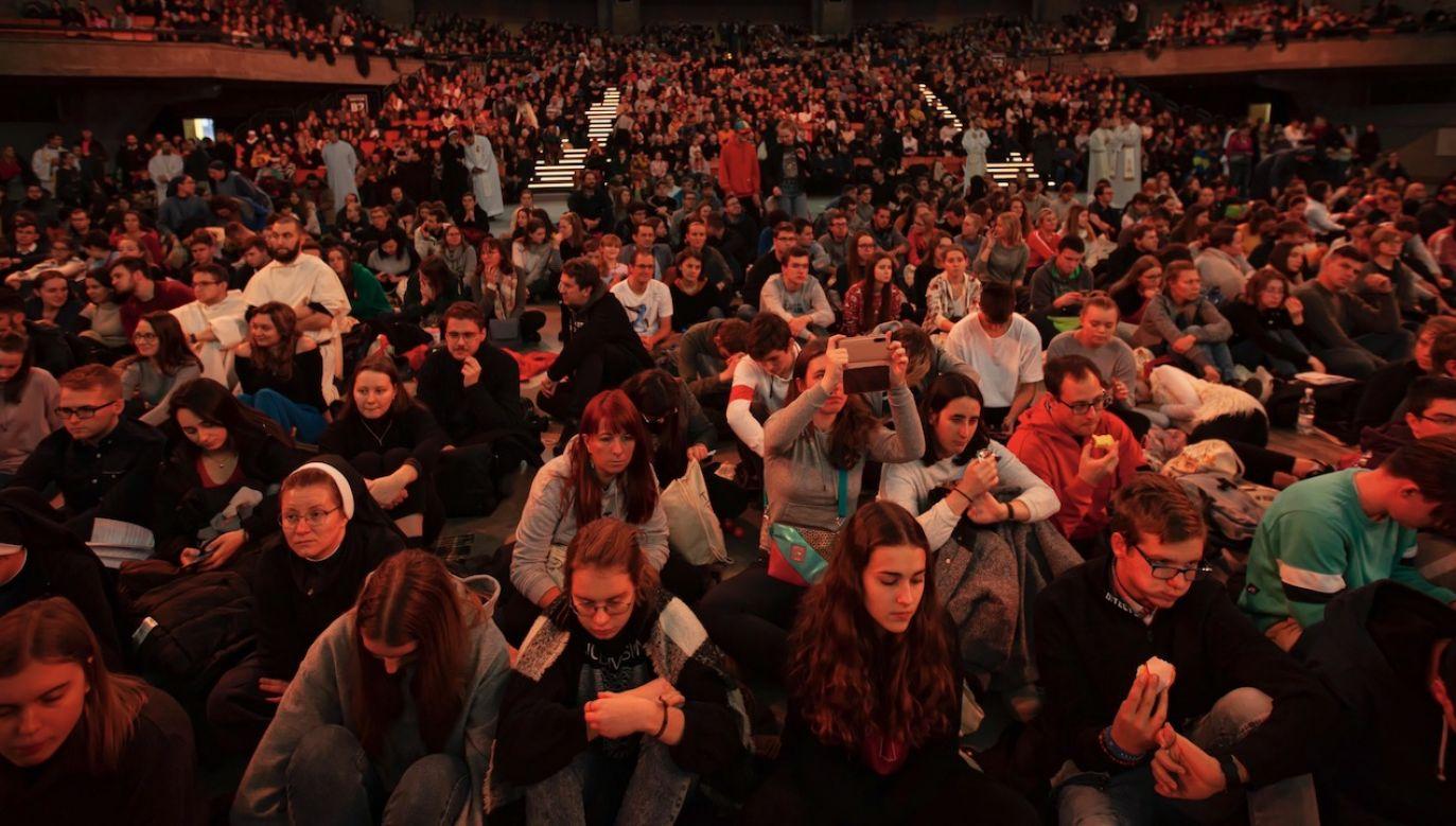 W 43. Europejskim Spotkaniu Młodych będzie można uczestniczyć online (fot. arch.PAP/Aleksander Koźmiński)