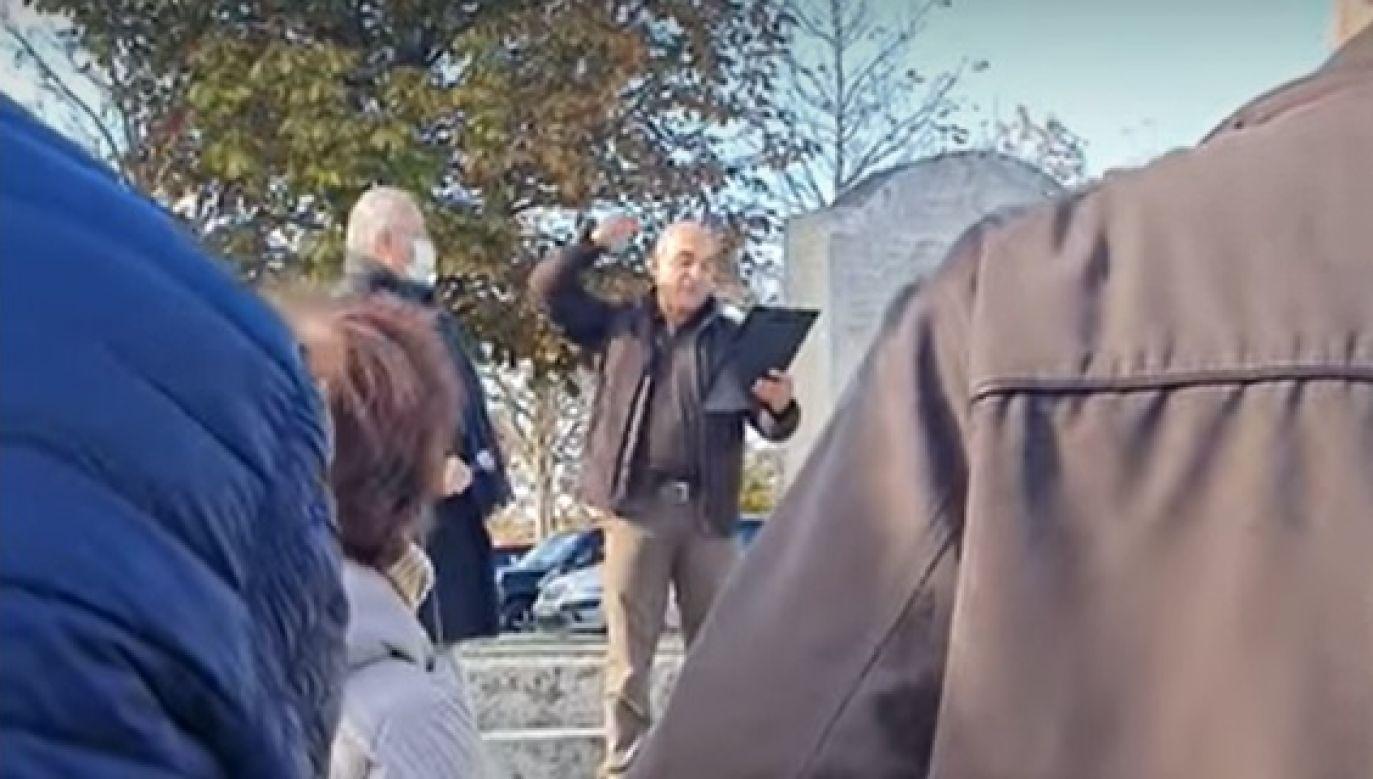 Wybuch antypolonizmu wywołały cytaty z Koranu (fot. Youtube/Riposte Laïque 2)