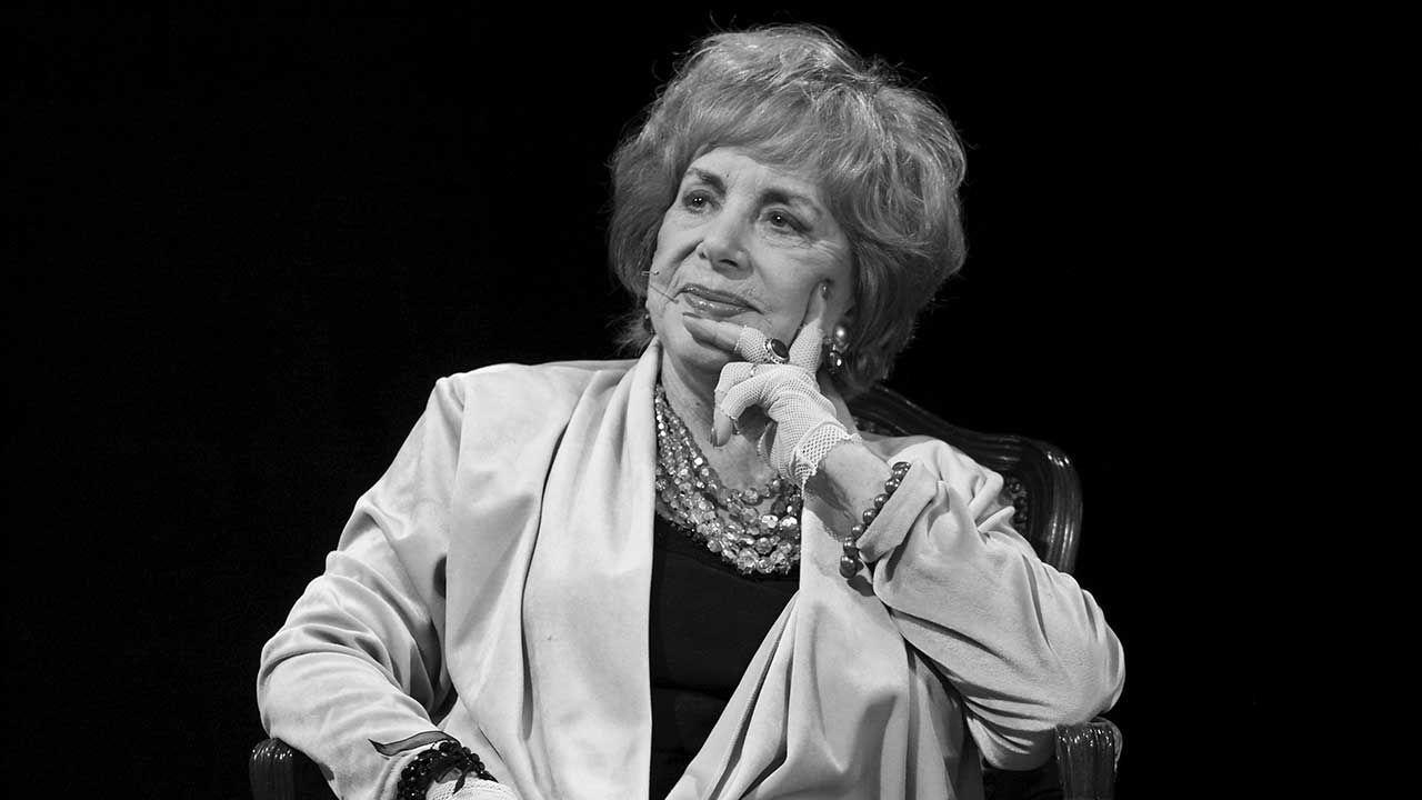 Miała 85 lat (fot. arch. PAP/Lech Muszyński)