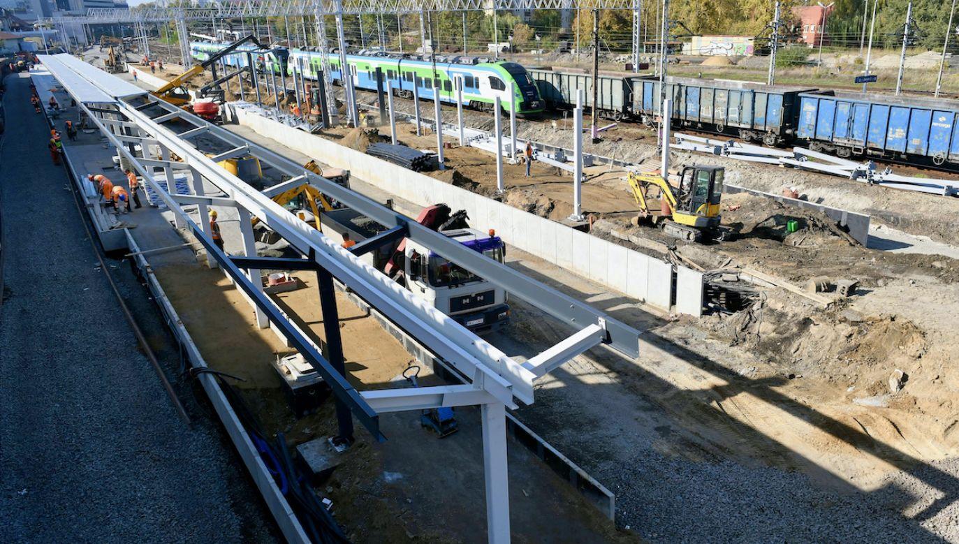 Powstanie nowa linia kolejowa między Katowicami a Ostrawą (fot. arch.PAP/Darek Delmanowicz, zdjęcie ilustracyjne)