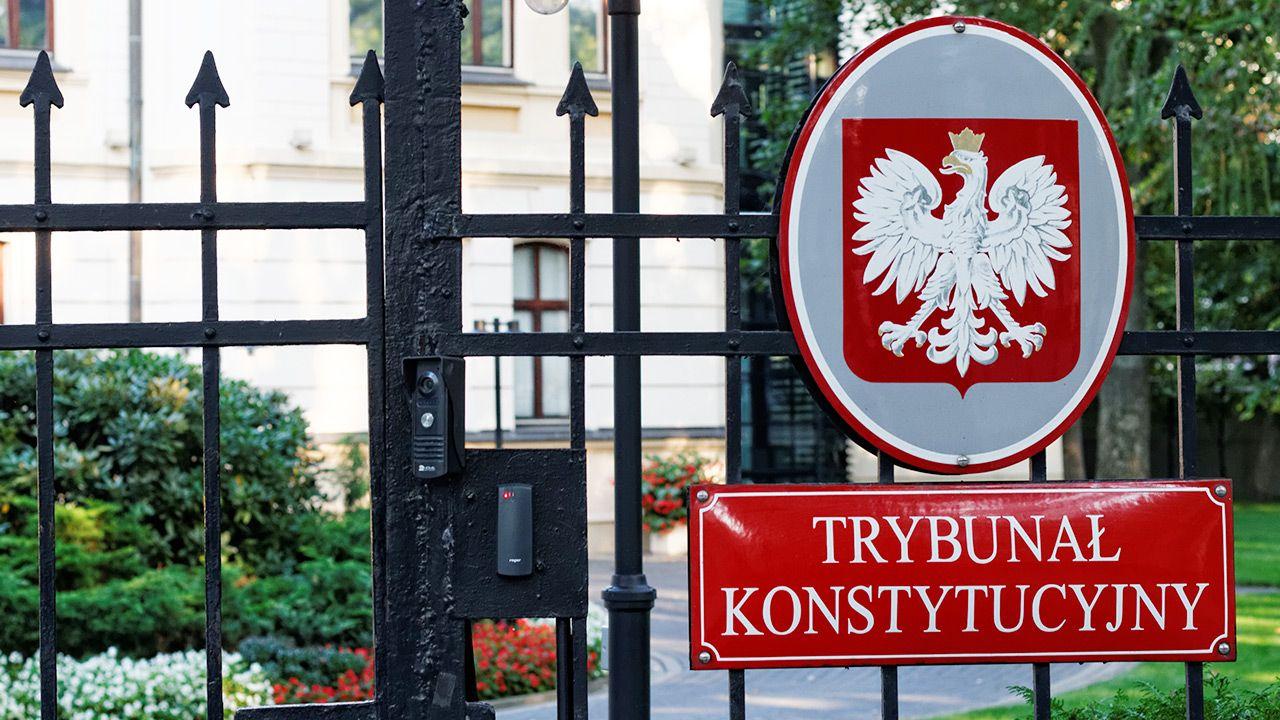 Wyrok Trybunału Konstytucyjnego (fot. Shutterstock)