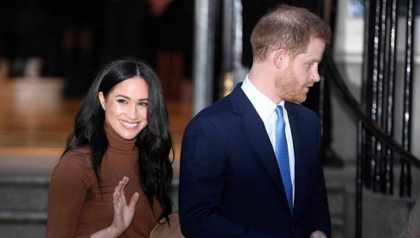 Brytyjska para książęca nie będzie korzystać z funduszy publicznych (fot. REUTERS/Toby Melville)