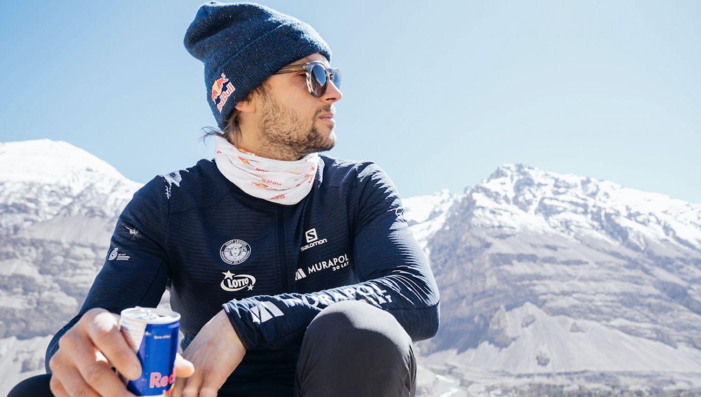 Andrzej Bargiel przed trzema laty jako pierwszy człowiek w historii zjechał na nartach z K2 (fot. Bartłomiej Pawlikowski)