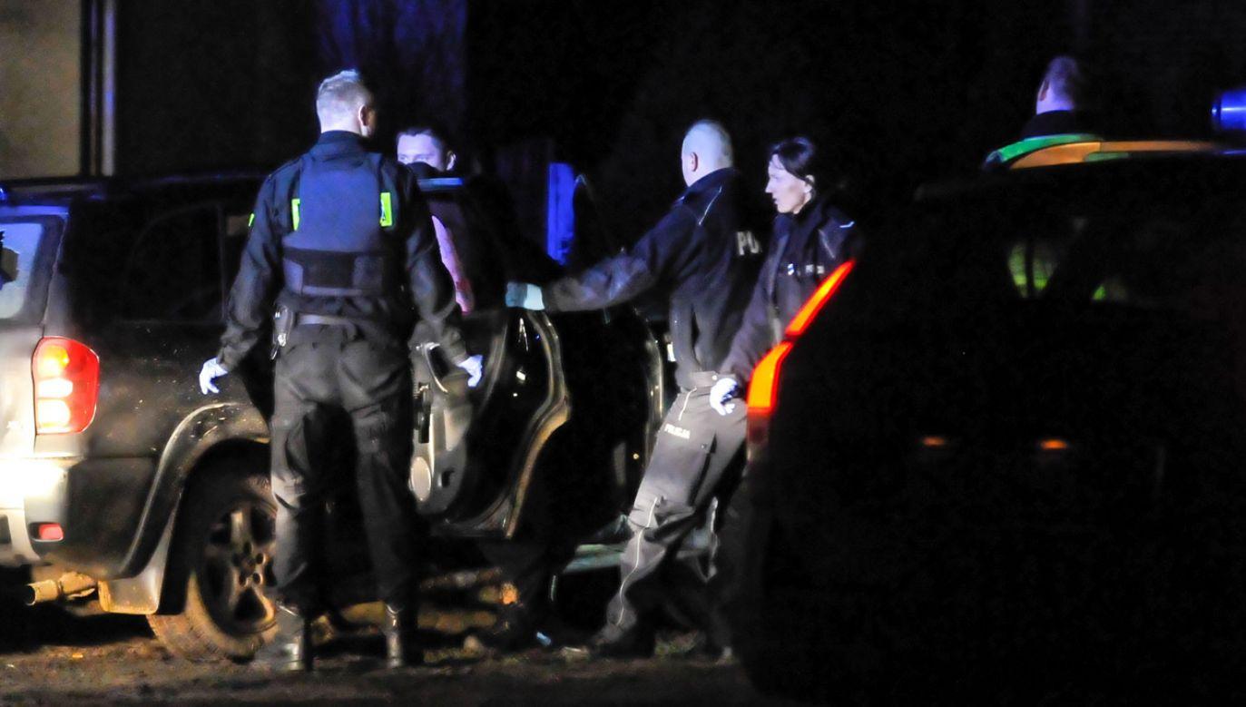 Do wypadku doszło na obwodnicy Słupska w niedzielę o godz. 23. Zdjęcie ilustracyjne  (fot. arch.PAP/Marek Kliński)