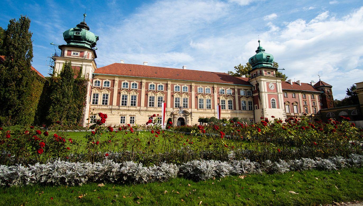 Zamek Potockich w Łańcucie (fot. Shutterstock/By Barvista)