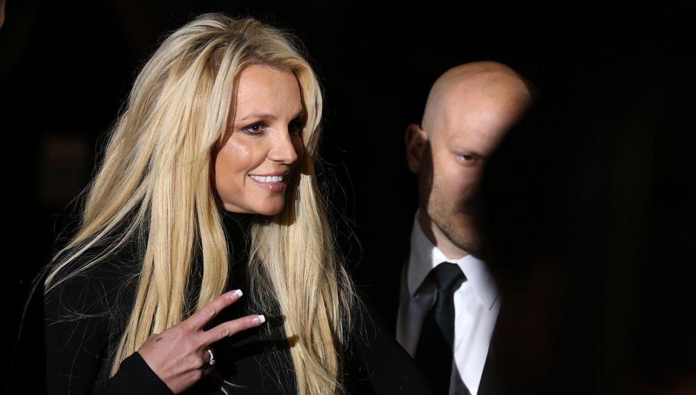 Kuratelę nad majątkiem Britney Spears ma jej ojciec (fot. Gabe Ginsberg/FilmMagic/GettyImages)